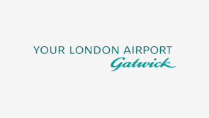 "Logo ""London Gatwick Airport"""
