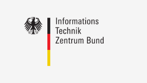 "Logo ""Informationstechnikzentrum Bund"""