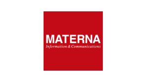 Logo der Materna Information & Communications SE