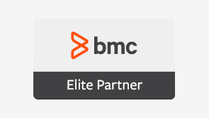 "Logo ""BMC Elite Partner"""