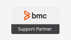 "Logo ""BMC Support Partner"""