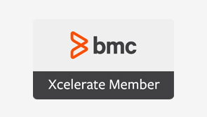 "Logo ""BMC Xcelerate Partner"""