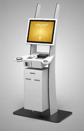 Product launch at Passenger Terminal Expo: The new Pax.Go kiosk, picture 1